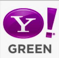 Y Green Logo
